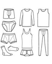 شکل ساده محصولات